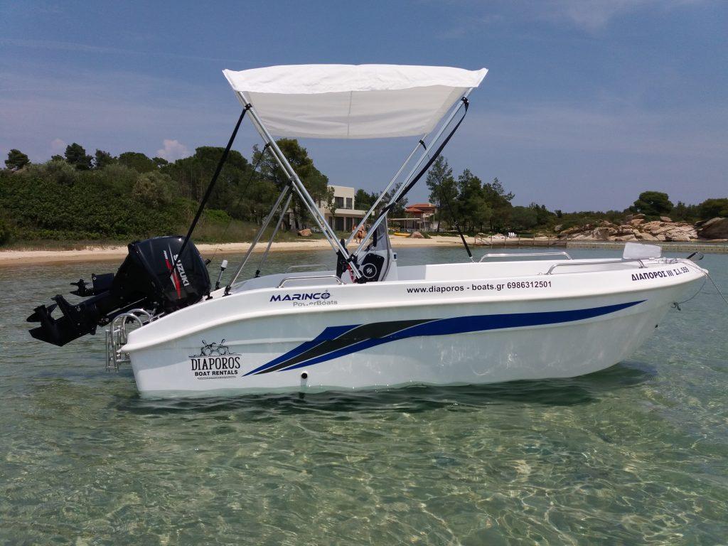 Diaporos Boat