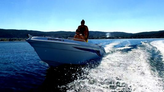 diaporos boat rental